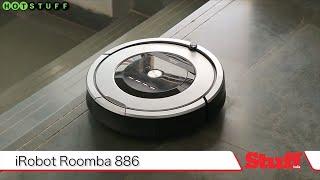 Download Stuff India - iRobot Roomba Vacuum Cleaning Robot Video