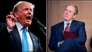 Download POLL - Who's Dumber: Bush Or Trump? Video