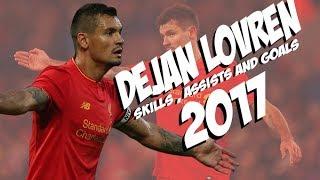 Download Dejan Lovren - Defensive Skills and goals - Liverpool - 2016/2017 Video