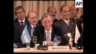 Download Castro and Chavez swap jokes Video
