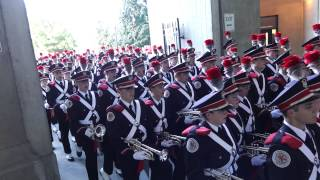 Download The Ohio State Marching Band Marches into the Stadium Sings I Wanna Go Back 9 27 2014 Video