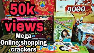 Download Online shopping sivakasi crackers & Sivakasi crackers Unboxing 2018 Video