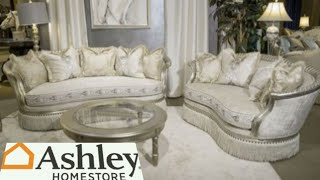 Download ASHLEY FURNITURE SHOP WITH ME Video