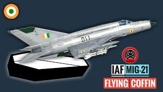 Download Why MiG-21 Are Flying Coffins? Why MiG-21 Have High Crash Rates? Why India Still Using MiG-21? Video