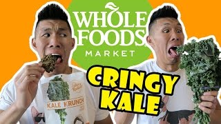 Download RANKING CRINGY KALE SNACKS AT WHOLE FOODS    Life After College: Ep. 517 Video