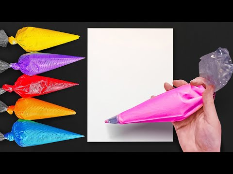 40 UNEXPECTED AND COLORFUL CRAFTING TECHNIQUES