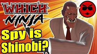 Download TF2 Spy is a Ninja, FIGHT ME! - Which Ninja Video