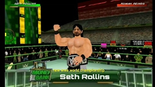 Download Dean Ambrose Cashes in at MITB - Wr3D Video