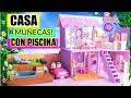 Download Como hacer esta CASA para MUÑECAS RECICLANDO cajas de carton!!! Video