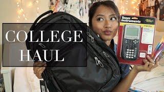 Download College Haul: Freshman Year 2015 Video