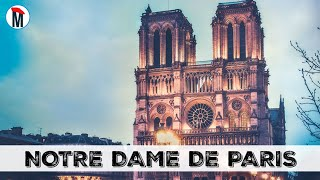 Download TOUR AL INTERIOR DE LA CATEDRAL ″NOTRE DAME DE PARIS″ #unamexicanaenparis Video