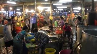 Download Great experience in a fish market in Mekong Delta. Vietnam. Video