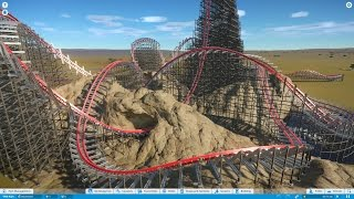 Download Let's Play Planet Coaster Episode 1 - RMC Hybrid Coaster Video