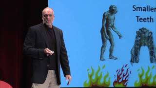 Download How fire and lava may have made us who we are | Michael Medler | TEDxWWU Video