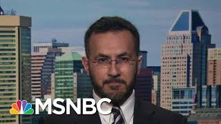 Download Muslim U.S. Marine on 'Go Back To Where You Came From' Rhetoric | Velshi & Ruhle | MSNBC Video