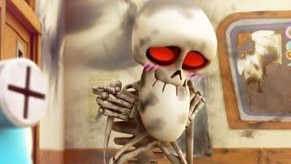 Download SPOOKIZ   Mon prof est un squelette   Dessins animés   NOUVEAU   Dessin animé en français Video
