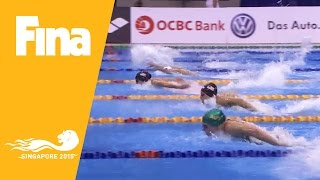 Download Day 2 Highlight of World Junior Swimming Championships in Singapore Video
