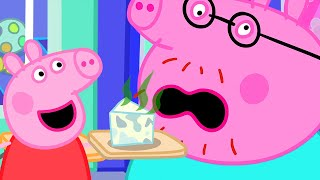 Download Peppa Pig English Episodes | Peppa Pig's Market's Bargain! | Parents' Day | Peppa Pig Official Video