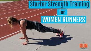 Download Starter Strength Training For Women Runners Video