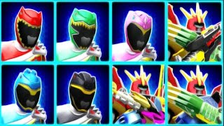Download Power Rangers Dino Charge Rumble | Megazord vs Super Mayhem The End! Video