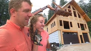 Download YOUNG COUPLE BUILDS THEIR OWN DREAM HOUSE Video