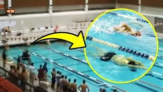 Download In Just One Breath! This Athlete Won a Championship in a Pool Because of His Dolphin Skills Video