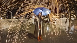 Download GoPro: Creating Fire Rain - A Steel Wool Experiment Video
