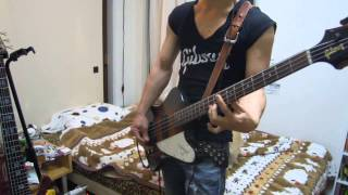 Download X - I'LL KILL YOU -Bass Cover Video