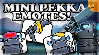 Download BEST Way to Finishing Mini PEKKA Quest & NEW EMOTES 🍊 Video