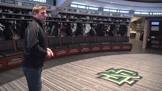 Download University of North Dakota: Tour of Lower-Level Renovations to Ralph Engelstad Arena (2014-15) Video
