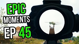 Download PUBG: Epic & Lucky Moments Ep. 45 Video