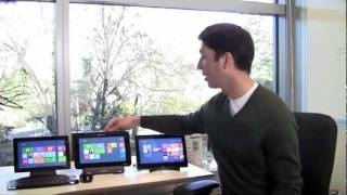 Download Building Windows 8 for the ARM Processor Architecture (WOA) Video