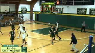 Download Lyndon vs. Green Mountain Men's Basketball Video