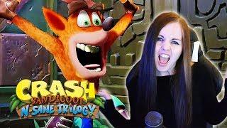 Download Crash Bandicoot N Sane Trilogy DLC and Brand New Gameplay! Video