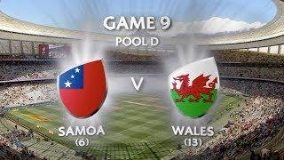 Download Samoa v Wales Video