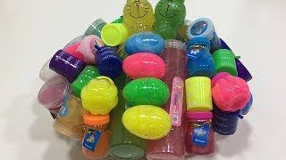 Download MIXING PUTTY SLIME !! SLIMESMOOTHIE! SATISFYING SLIME VIDEO PART 52 ! Video