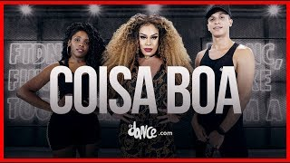 Download Coisa Boa - Gloria Groove | FitDance SWAG (Choreography) Dance Video Video