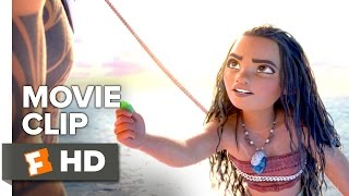 Download Moana Movie CLIP - Ocean Insists (2016) - Dwayne Johnson Movie Video