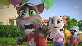 Download The Good Germ - Talking Tom and Friends | Season 4 Episode 3 Video