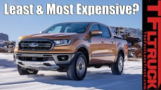 Download Breaking News: 2019 Ford Ranger - How Much is the Most & Least Expensive Version? Video