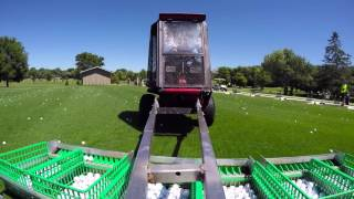 Download On The Job - Driving Range Attendant - July 2016 Video