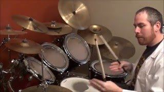 Download How to Play the ″Paradiddle″ Rudiment on the Drums Video