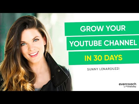 Master YouTube To Grow Your Coaching Business (FAST!) | Sunny Lenarduzzi