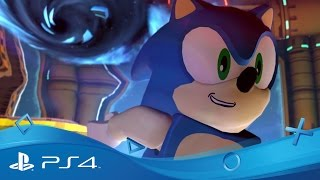 Download LEGO Dimensions | Sonic The Hedgehog Gameplay Trailer | PS4 Video