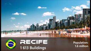 Download Top 50 Cities with most high-rise buildings Video