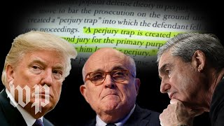 Download The perjury trap argument, deconstructed Video