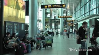 Download Copenhagen Airport 2011 - Terminal 3 - Metro Video
