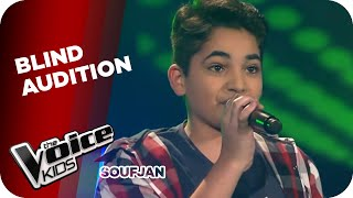 Download Lady Gaga - Applause (Soufjan)   The Voice Kids 2014   Blind Audition   SAT.1 Video
