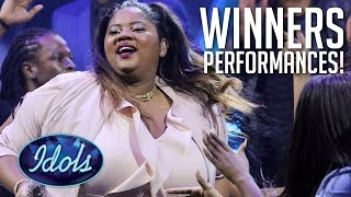 Download TOP 5 Performances | Winner Of Idols South Africa Noma Khumalo | Idols Global Video