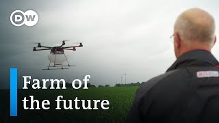 Download Drones, robots, and super sperm - the future of farming | DW Documentary (Farming documentary) Video